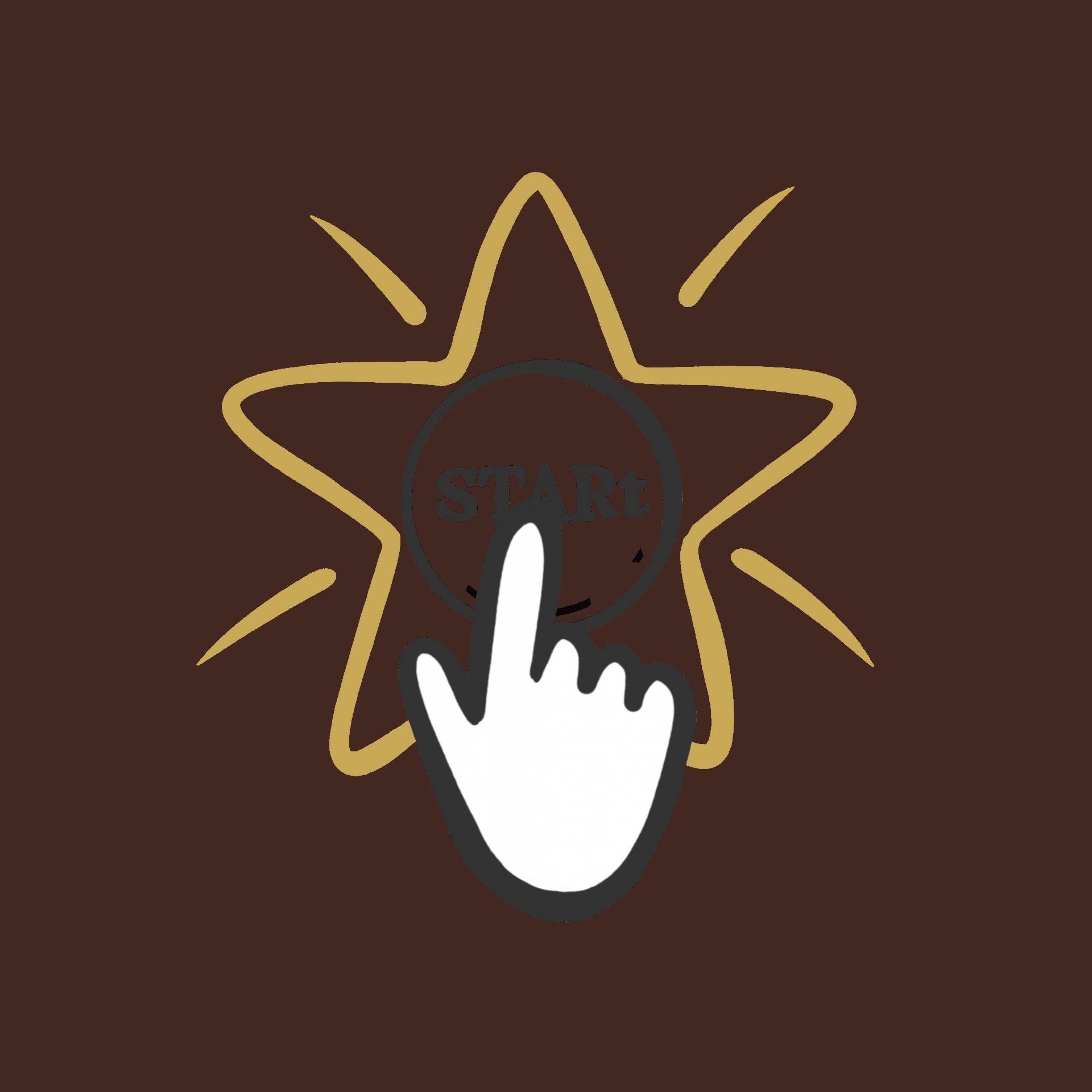 Icon_1 Start Goud-Grijs