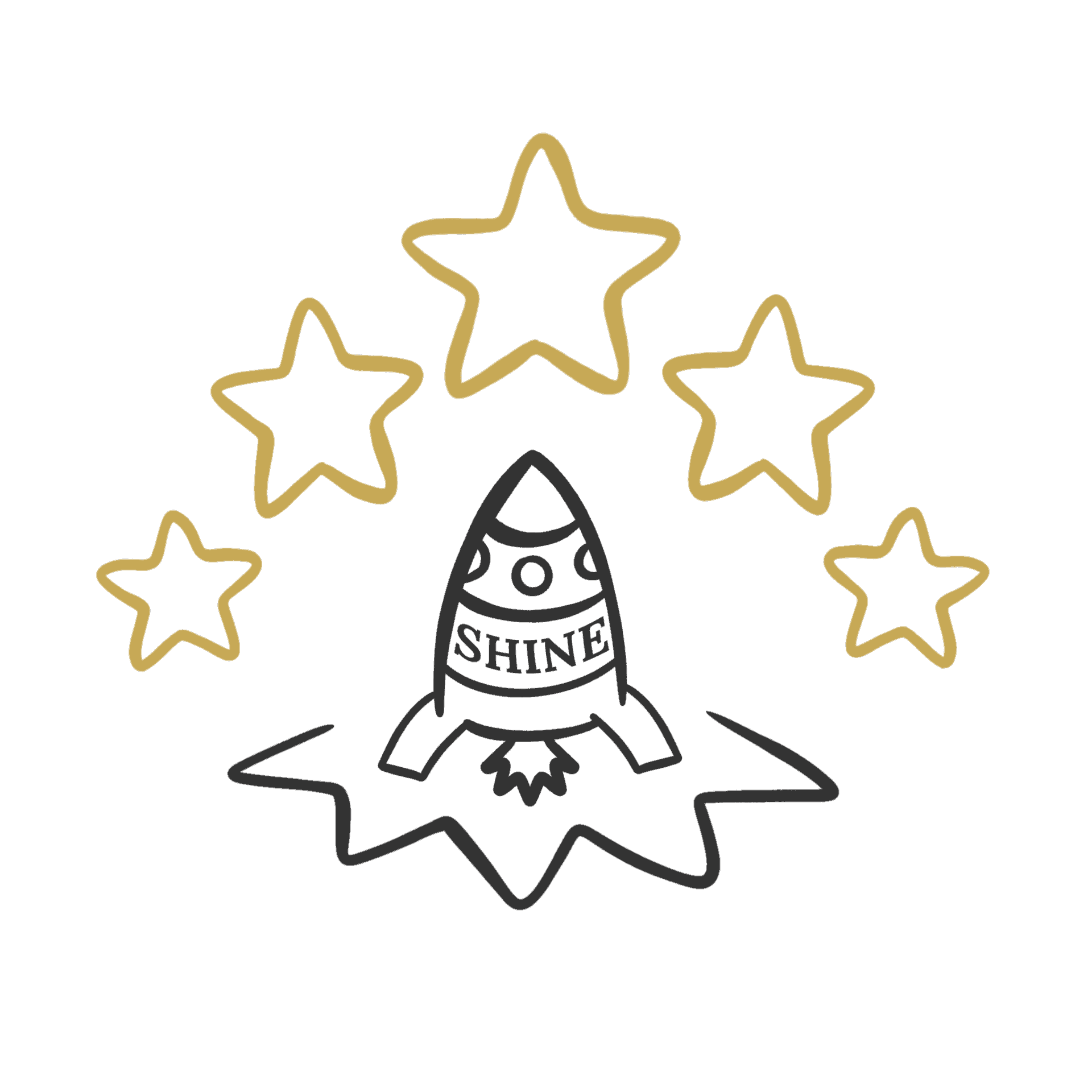Icon_3 Shine Goud-Grijs