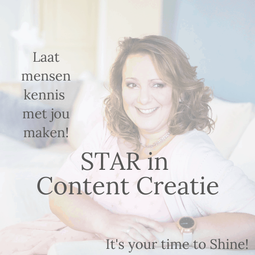 Star in Content Creatie